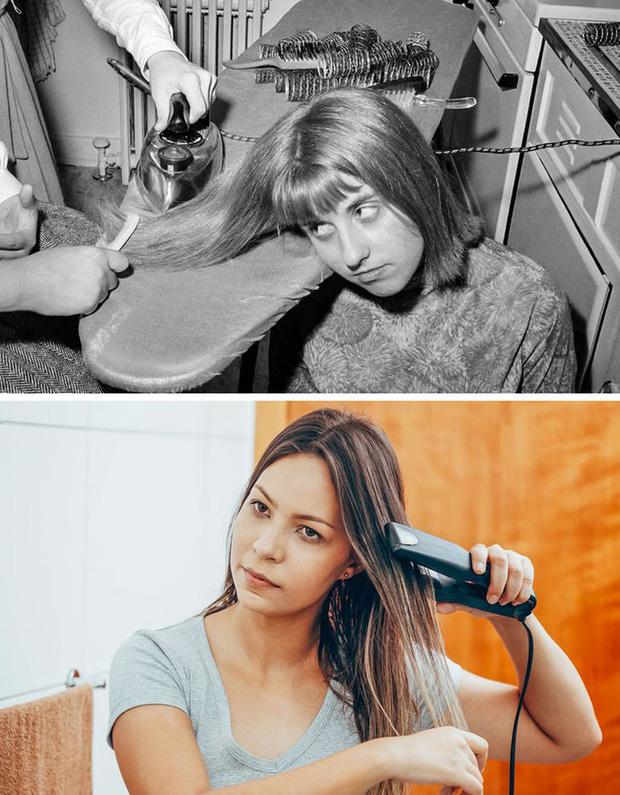 Cận cảnh những phương pháp làm đẹp từ 100 năm trước của chị em phụ nữ, nhiều cái trông không khác gì trong phim kinh dị - Ảnh 11.