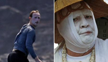 Bôi kem chống nắng trắng bệch cả mặt, Mark Zuckerberg bị chế ảnh khắp mạng xã hội, chẳng khác gì Joker, Vô Diện! - Ảnh 3.