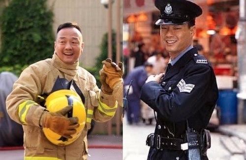 6 diễn viên TVB nổi tiếng xuất thân là cảnh sát Hong Kong - Ảnh 5.