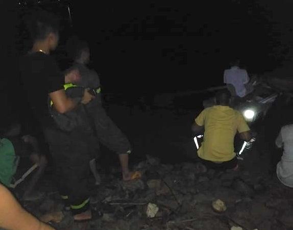 Đi tắm sông Lam 3 mẹ con cô cháu đuối nước thương tâm - Ảnh 1.
