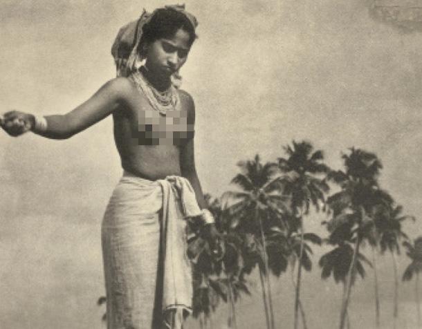 Loại thuế bắt phụ nữ Ấn Độ phải thả rông và đóng tiền theo kích cỡ - Ảnh 2.