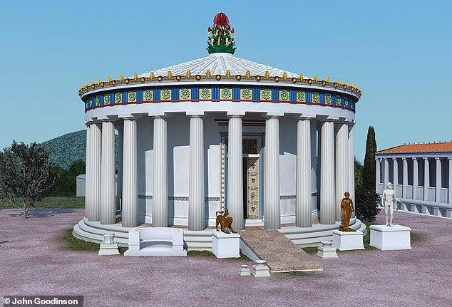 Các nhà khảo cổ đã hiểu lầm hàng trăm năm, kiến trúc Hy Lạp này hóa ra lại có ý nghĩa nhân văn bất ngờ! - Ảnh 2.