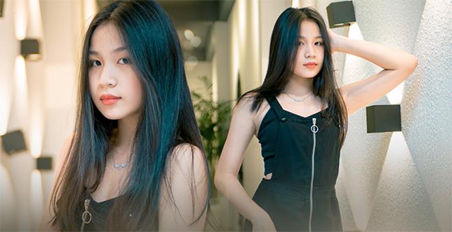 Vẻ phổng phao, xinh đẹp tuổi 15 của con gái ruột Lưu Thiên Hương  - Ảnh 6.