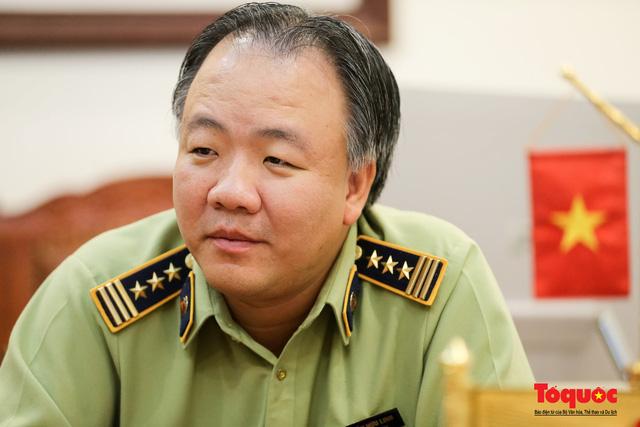 Mất 4 ngày đêm kiểm kê và 34 container chứa hàng niêm phong trong kho hàng lậu khủng ở Lào Cai - Ảnh 1.