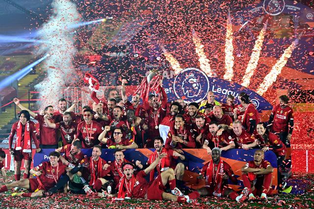 Liverpool có thể nhận 154 triệu bảng cho chức vô địch Ngoại hạng Anh - Ảnh 1.