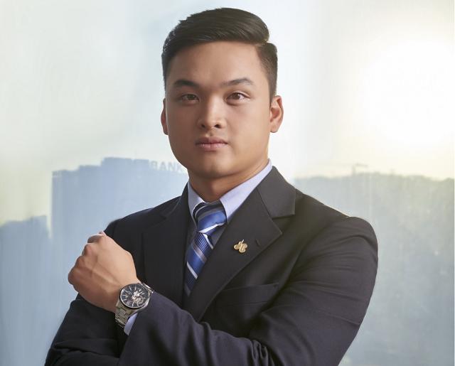 Xây dựng Hòa Bình bổ nhiệm CEO sinh năm 1992 - Ảnh 1.