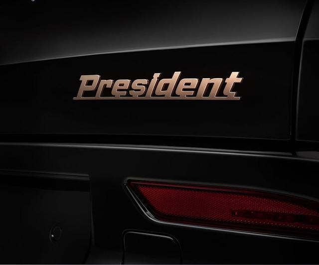 VinFast úp mở mẫu xe President sắp ra mắt tại Việt Nam, có thể dùng động cơ V8 - Ảnh 1.