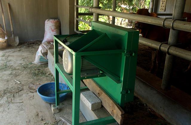 Cận cảnh chuồng bò hạng sang, có loại giá hơn 230 triệu đồng ở Nghệ An - Ảnh 12.