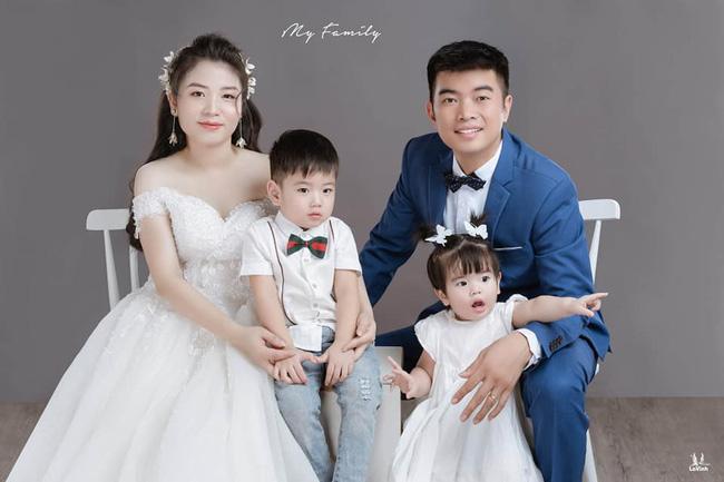 Câu chuyện về đám cưới chạy tang đằng sau đầy xót xa của đôi vợ chồng có với nhau 2 mặt con, cô dâu mang bầu bé thứ 3 mới tổ chức hôn lễ - Ảnh 2.