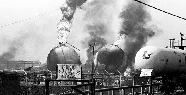 Thảm họa San Juanico: Vụ nổ khí hóa lỏng lớn nhất lịch sử nhân loại nhấn chìm một phần Mexico vào biển lửa, khiến 500.000 người phải sơ tán khẩn cấp - Ảnh 4.