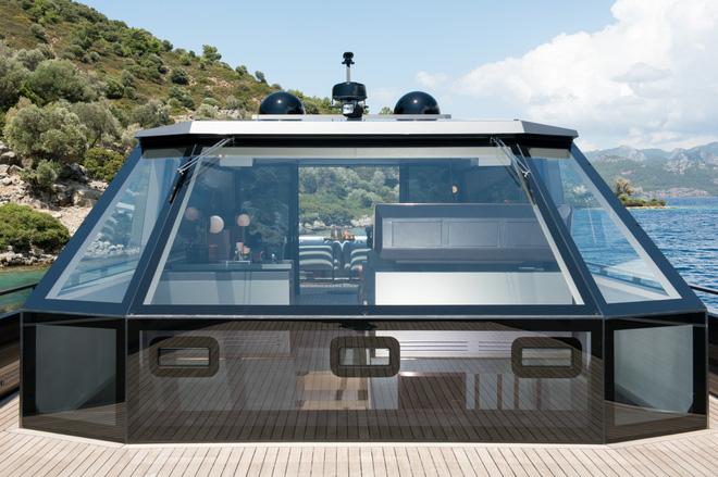 Du thuyền siêu sang làm bằng carbon tổng hợp và kính chống đạn - Ảnh 3.