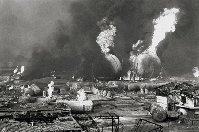 Thảm họa San Juanico: Vụ nổ khí hóa lỏng lớn nhất lịch sử nhân loại nhấn chìm một phần Mexico vào biển lửa, khiến 500.000 người phải sơ tán khẩn cấp - Ảnh 6.