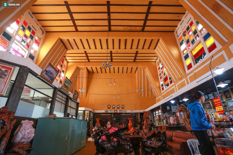 Vẻ đẹp cổ kính của ga tàu hoả gần 100 tuổi ở Đà Lạt nhìn từ trên cao - Ảnh 6.