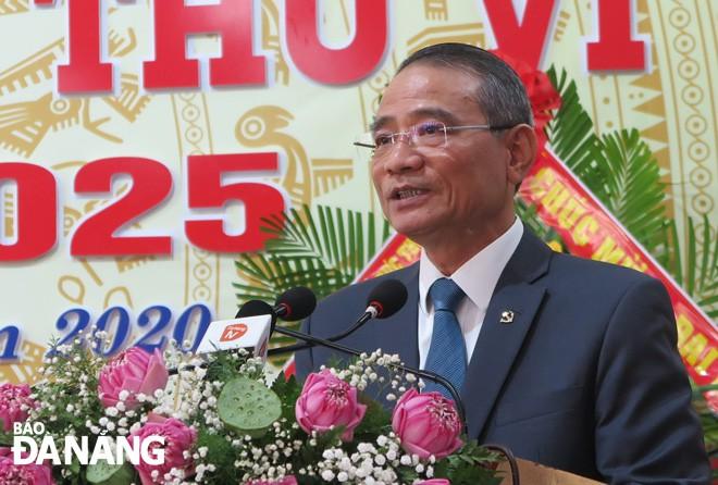 Đà Nẵng có 2 nữ Bí thư Quận ủy - Ảnh 1.
