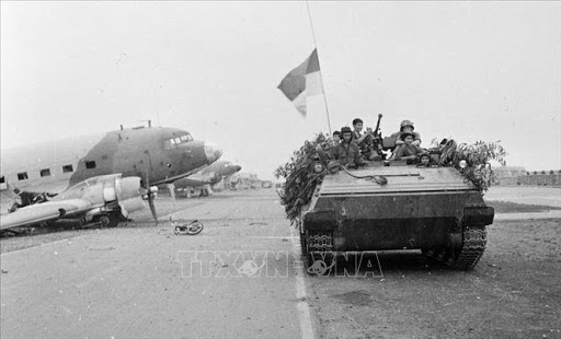 Trận chiến bi hùng của Bộ đội xe tăng Trung đoàn 273: 9 xe bị bắn cháy ngay trước giờ toàn thắng - Ảnh 5.