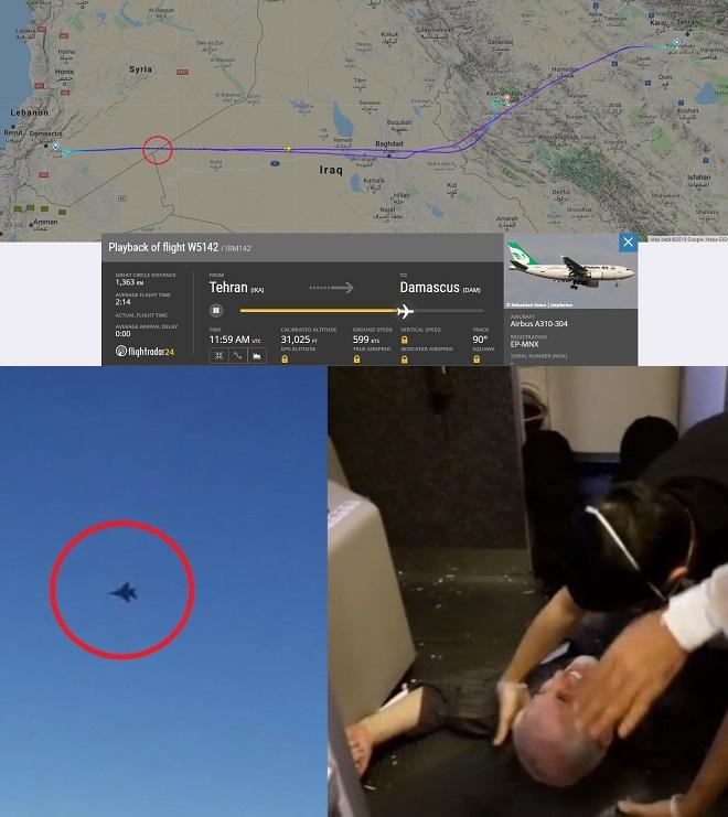 F-15 áp sát máy bay Iran, PK Syria suýt lặp lại thảm kịch IL-20: Mỹ dùng bài của Israel? - Ảnh 3.