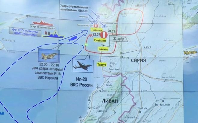 F-15 áp sát máy bay Iran, PK Syria suýt lặp lại thảm kịch IL-20: Mỹ dùng bài của Israel? - Ảnh 6.