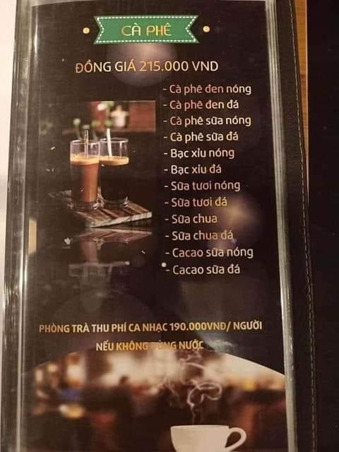 Cô gái đăng đàn chê quán trà ở Đà Lạt bán giá cắt cổ, ly cà phê đen tận 215k nhưng khi dân mạng xem kỹ hóa đơn liền quay ngược lại mắng không trượt câu nào - Ảnh 2.