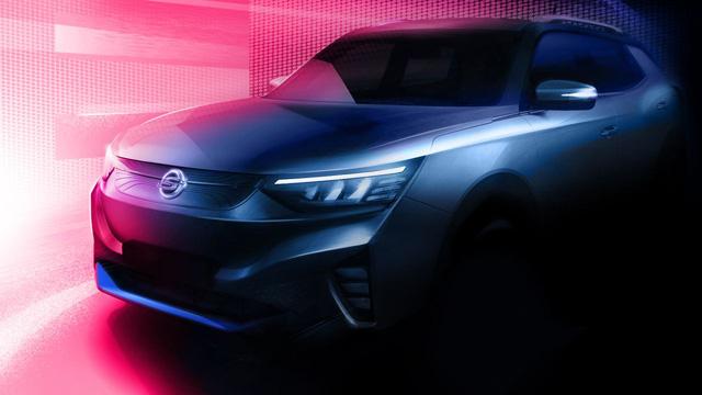 Ssangyong chuẩn bị ra mắt SUV mới: Ván bài định mệnh của hãng xe Hàn - Ảnh 1.