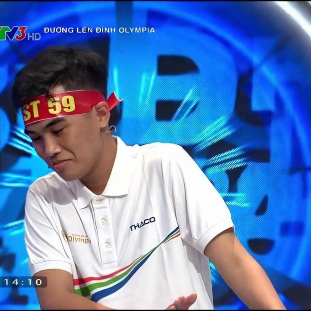Nam sinh Hà Nội phá vỡ thêm 1 kỷ lục Đường lên đỉnh Olympia - Ảnh 2.