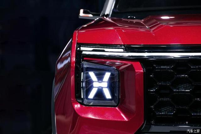 GM Trung Quốc nhá hàng concept SUV đẹp chẳng kém Ford Bronco - Ảnh 3.