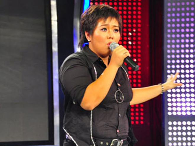 """Nữ ca sĩ """"Vietnam Idol"""" nặng đến 106 kg giờ ra sao? - Ảnh 1."""