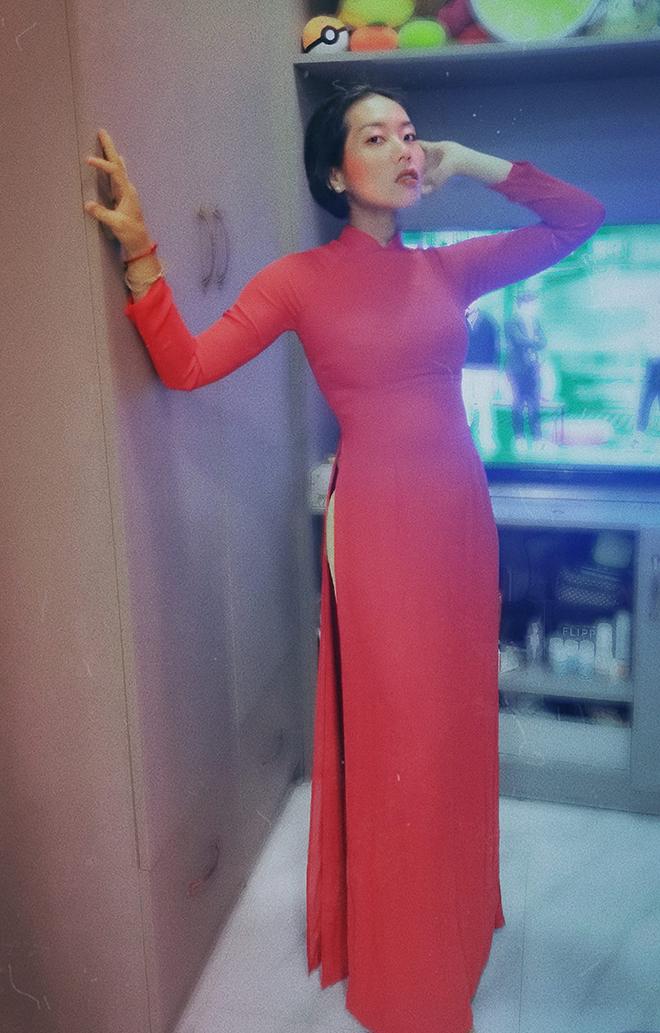 """Nữ ca sĩ """"Vietnam Idol"""" nặng đến 106 kg giờ ra sao? - Ảnh 8."""