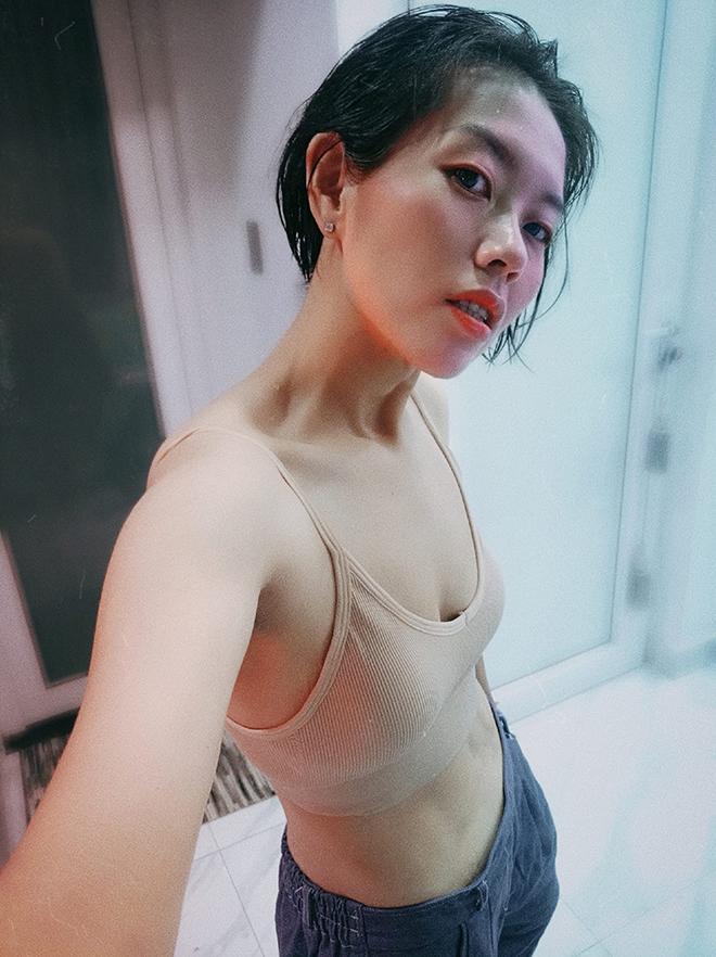 """Nữ ca sĩ """"Vietnam Idol"""" nặng đến 106 kg giờ ra sao? - Ảnh 5."""