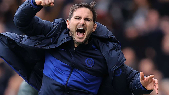 Chelsea giành vé dự Champions League, HLV Lampard hứa một điều - Ảnh 1.