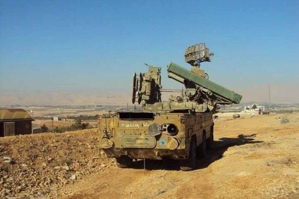 UAV Israel rơi, tướng lĩnh cấp cao họp khẩn, báo động Đỏ - Tin mới nhất vụ F-15 Mỹ truy cản máy bay Iran ở Syria - Ảnh 1.
