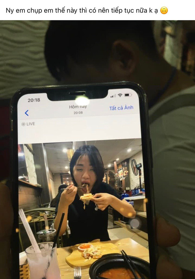 Bị bạn trai chụp ảnh dìm không cứu nổi, cô gái xin ý kiến dân tình yêu tiếp hay là bỏ? - Ảnh 1.