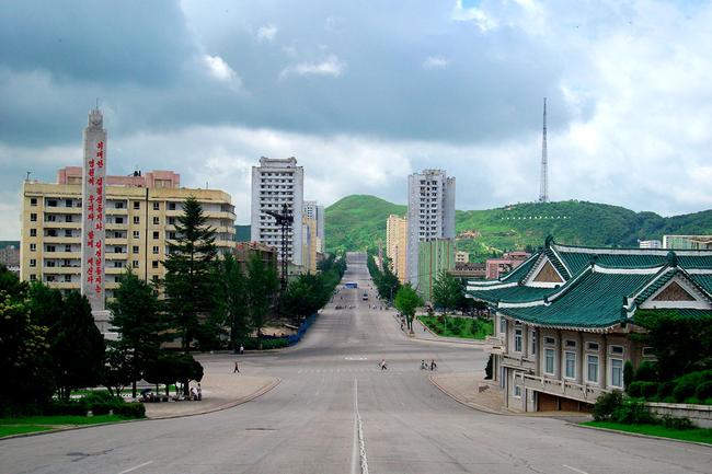 Ảnh bên trong thành phố đầu tiên của Triều Tiên bị phong tỏa vì Covid-19 - Ảnh 5.