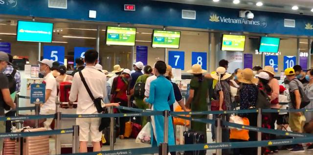 Hàng không dừng toàn bộ chuyến bay đi và đến Đà Nẵng từ 0h ngày hôm nay tới khi nào? - Ảnh 1.