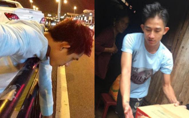 Hồ Gia Hùng: Rời HKT sống bằng nghề bán bún đậu, túng quẫn nghĩ đến chuyện tự tử - Ảnh 2.
