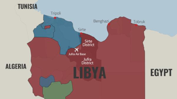 Ai Cập đưa quân đến Libya là điều tối kỵ: Nga-Thổ cản 1 nhưng có cản được 10? - ảnh 1