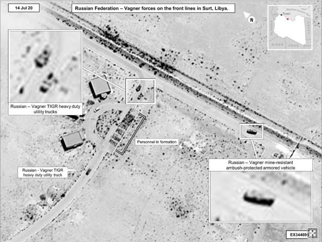 Nga tính kế gì khi đưa ngày càng nhiều vũ khí hiện đại đến Libya? - ảnh 4
