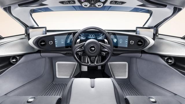 Giới buôn xe ở Việt Nam chào bán McLaren Speedtail 100 tỷ chưa là gì với mức giá ở đại lý này - Ảnh 1.