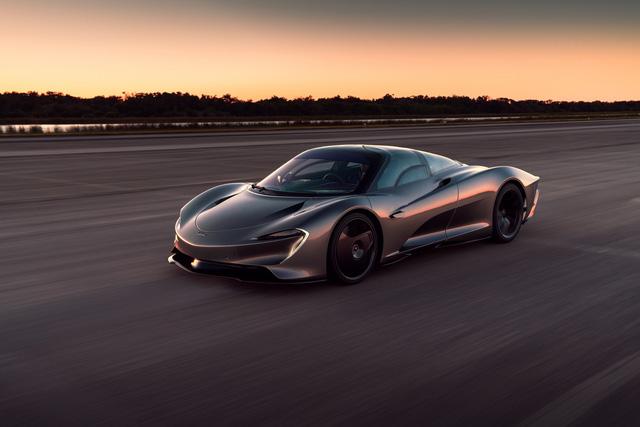 Giới buôn xe ở Việt Nam chào bán McLaren Speedtail 100 tỷ chưa là gì với mức giá ở đại lý này - Ảnh 2.
