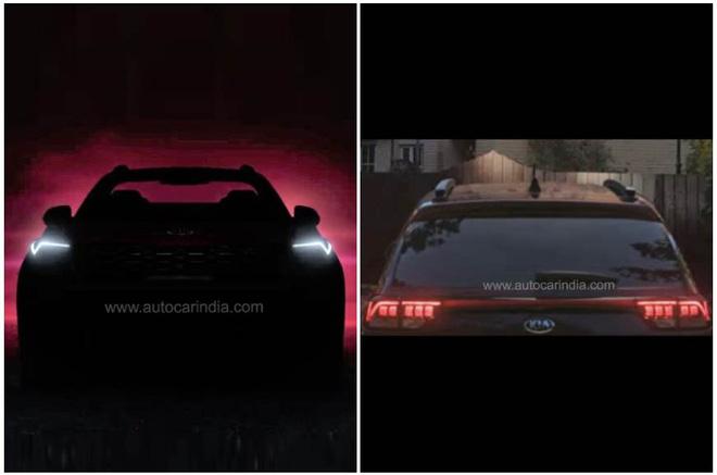 Kia Sonet giá 217 triệu: Hình ảnh thực tế, thời gian ra mắt và loạt trang bị đáng mong đợi - Ảnh 2.