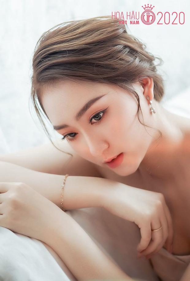 Thí sinh Hoa hậu Việt Nam 2020 gây sốc vì 3 tháng không chịu... ăn cơm, hành xác giảm tới 6kg để đi dự thi - Ảnh 2.