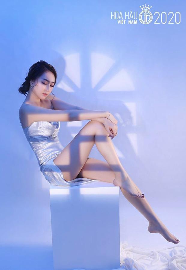 Thí sinh Hoa hậu Việt Nam 2020 gây sốc vì 3 tháng không chịu... ăn cơm, hành xác giảm tới 6kg để đi dự thi - Ảnh 3.