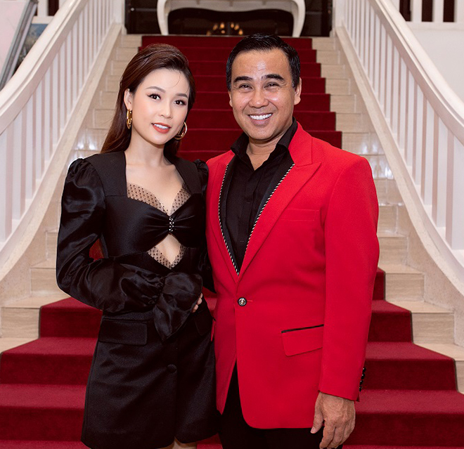 Cận cảnh nhan sắc hai ái nữ con MC Quyền Linh - Ảnh 6.