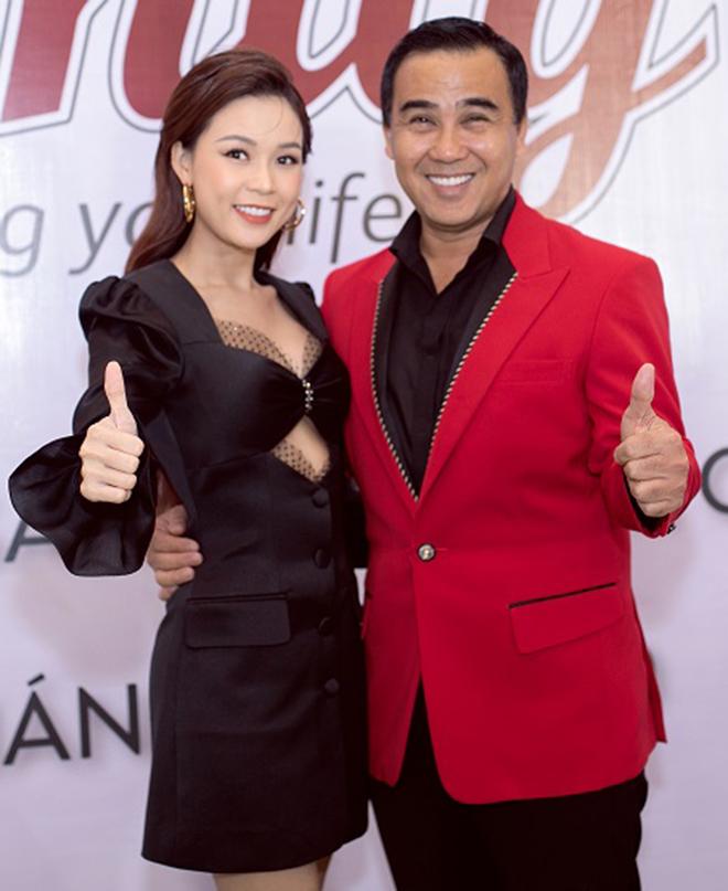 Cận cảnh nhan sắc hai ái nữ con MC Quyền Linh - Ảnh 7.
