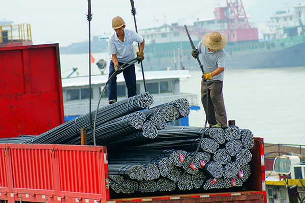Trung Quốc lần đầu trong cả thập kỉ nhập khẩu thép vượt xuất khẩu: Cơ hội vàng cho Việt Nam? - Ảnh 2.