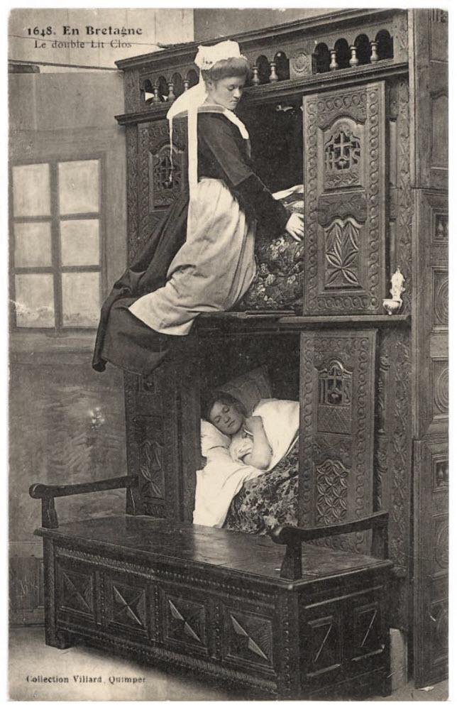 Người xưa có kiểu ngủ hộp kỳ lạ nhưng nghe lý giải thì mới thấy sự sáng tạo của tổ tiên nằm ngoài sức tưởng tượng của con cháu - Ảnh 2.