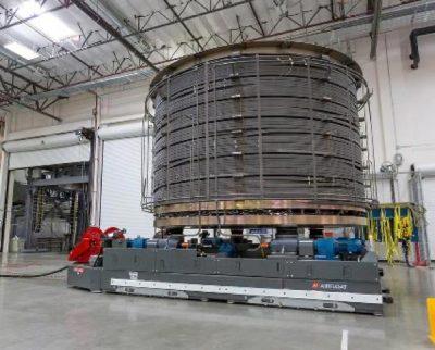 Mặt trời nhân tạo lớn nhất thế giới đã bắt đầu được lắp ráp - Ảnh 4.