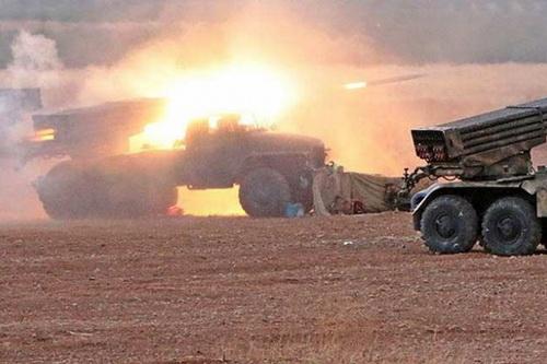 Tên lửa Iran bất ngờ rơi gần căn cứ có máy bay Mỹ, tiêm kích Rafale Ấn suýt nữa tai bay vạ gió? - Ảnh 2.