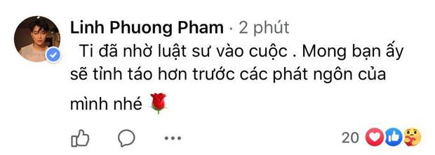 TiTi (HKT) chính thức mời luật sư khởi kiện Hồ Gia Hùng, không quên gửi gắm đôi lời nhắc nhở bạn cũ - Ảnh 2.