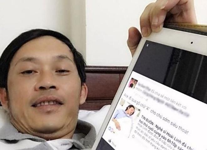 Muôn kiểu phản ứng của sao Việt khi bị trù ẻo đã qua đời - ảnh 2