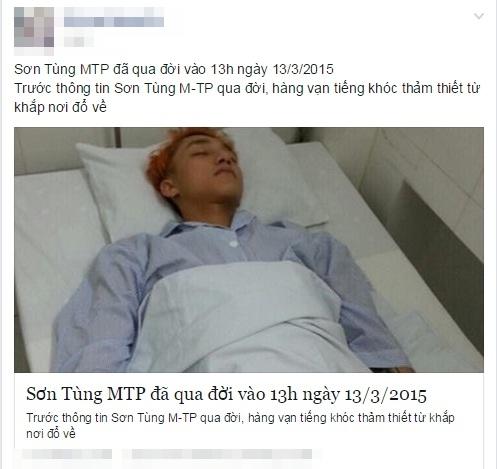 Muôn kiểu phản ứng của sao Việt khi bị trù ẻo đã qua đời - ảnh 4